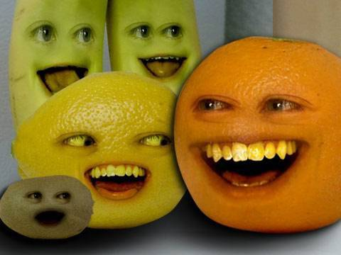 Annoying Orange Wassup