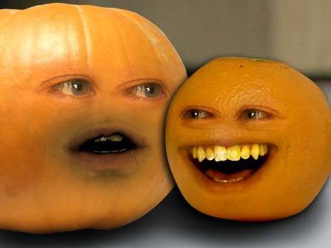 Annoying Orange Plumpkin