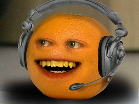 Annoying Orange Prank Call