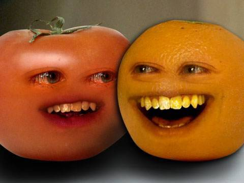 Annoying Orange ToeMayToe