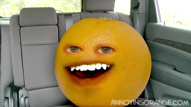 Orange After Dentist
